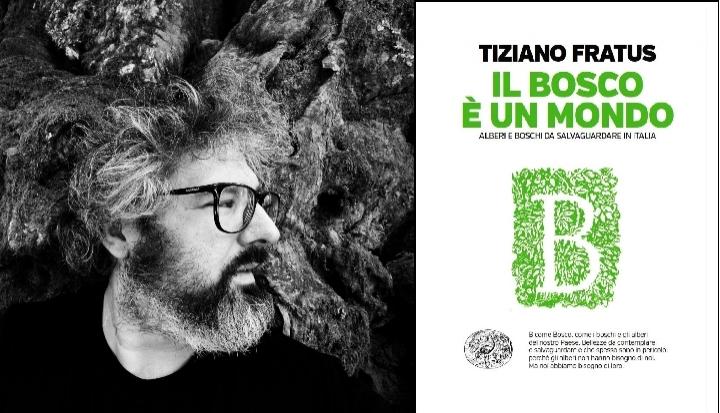 Könyvbemutató Tiziano Fratus: Il bosco è un mondo