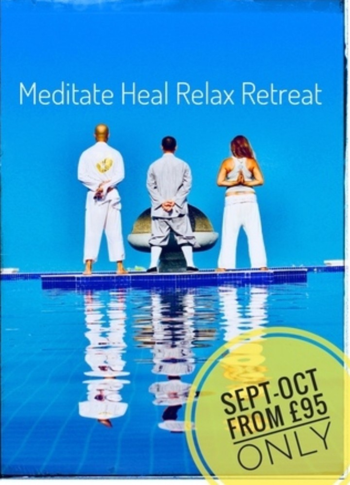 Meditate Heal Relax Retreat