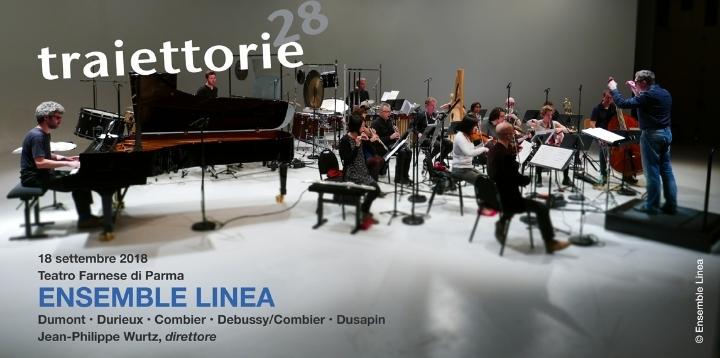 Traiettorie 2018 - Ensemble Linea
