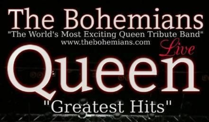The Bohemians: A Night of Queen Live Music at Half Moon Putney London 2 Nov