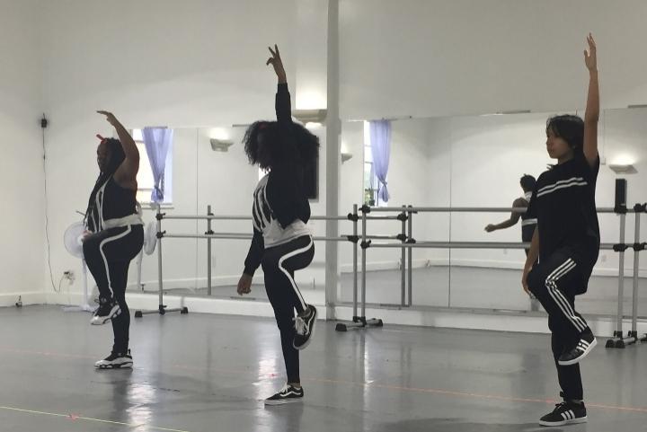Hip Hop Dance Classes!