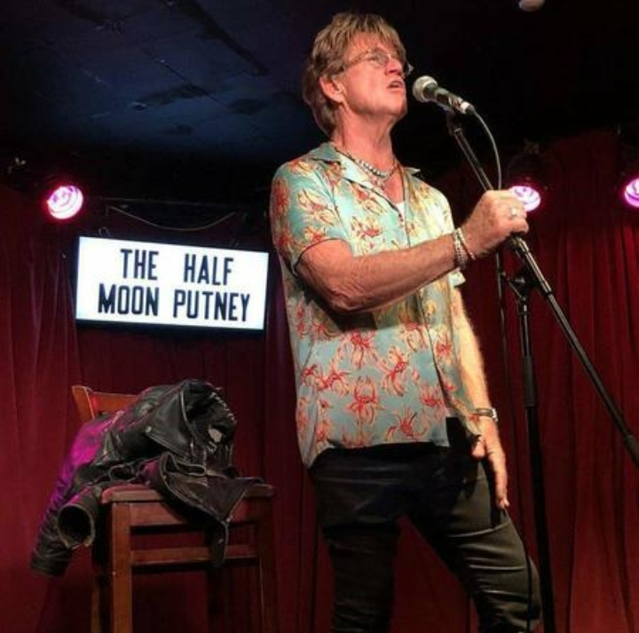Robin Askwith In Conversation Live at Half Moon Putney London Tues 23 Oct