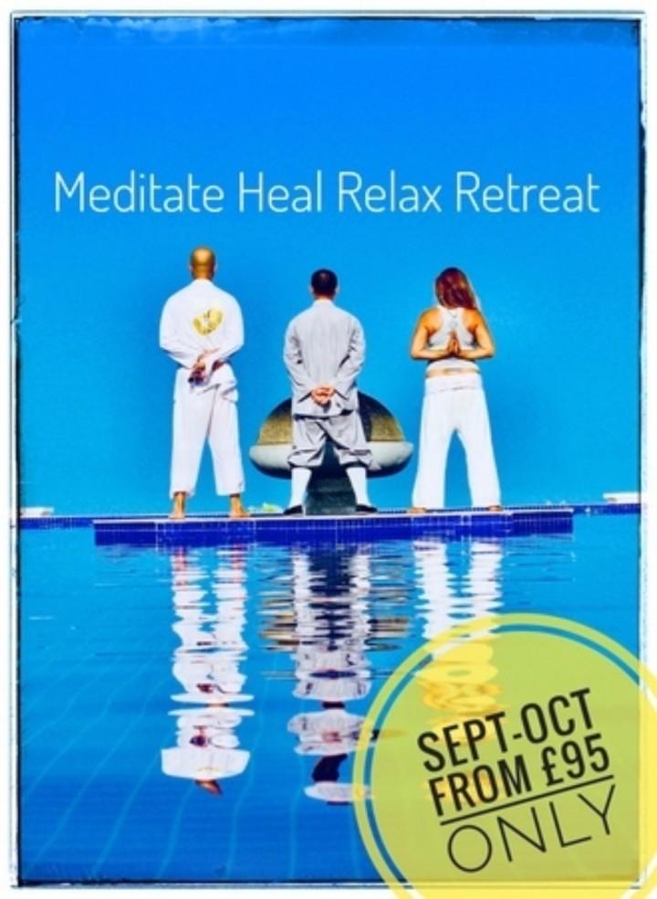 Meditate Heal Relax Retreat