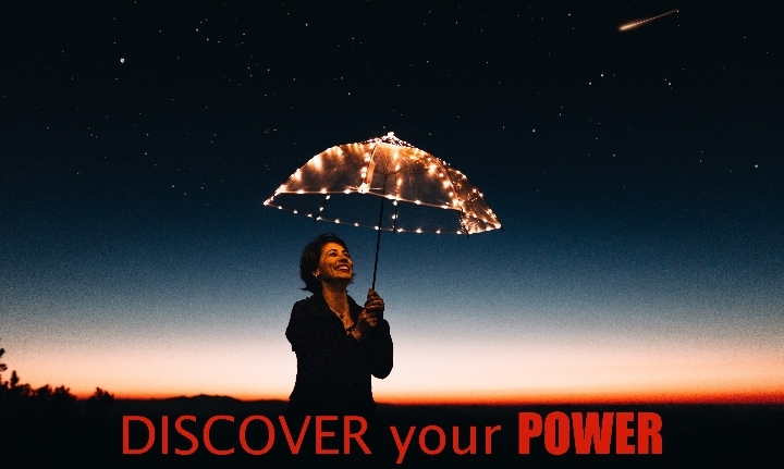 Discover your POWER to live the LIFE you want