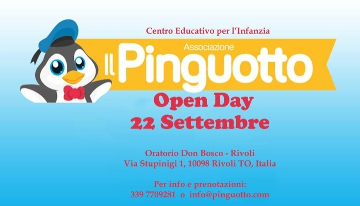 Open Day - Il Pinguotto