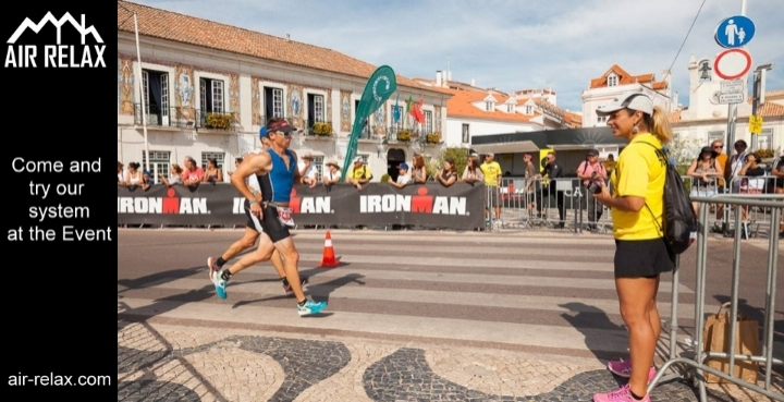 IRONMAN 70.3 Cascais Portugal - AIR RELAX
