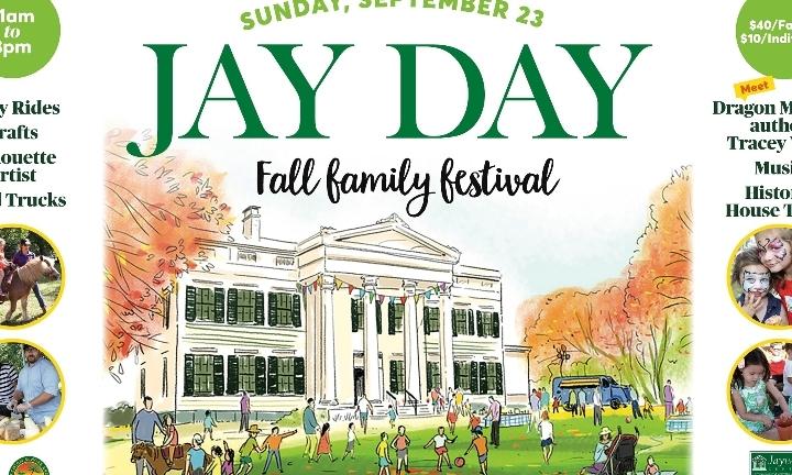 JAY DAY! Fall Family Festival