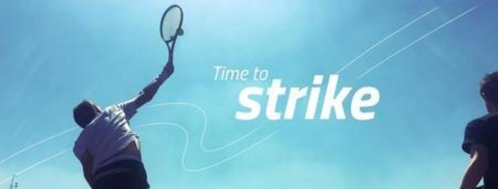 Strike Tennis Xpress Plus - Intermediate Tenn