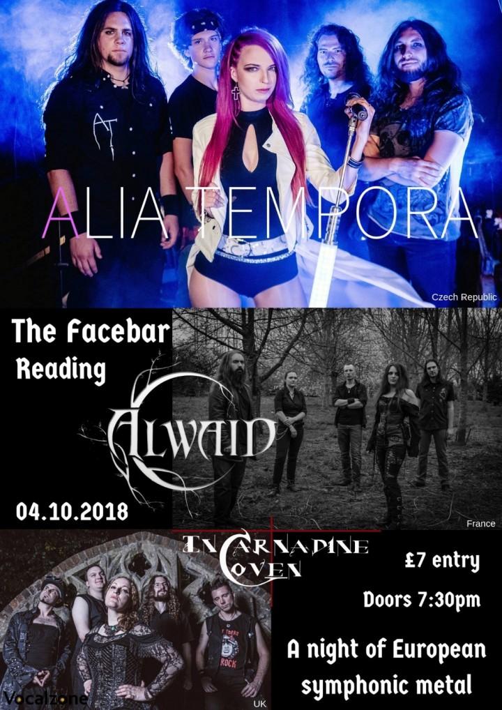 Alia Tempora - Alwaid - Incarnadine Coven