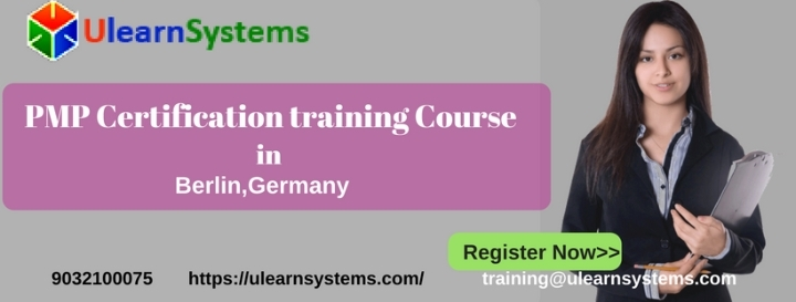 PMP Certification Training Course in Berlin,G