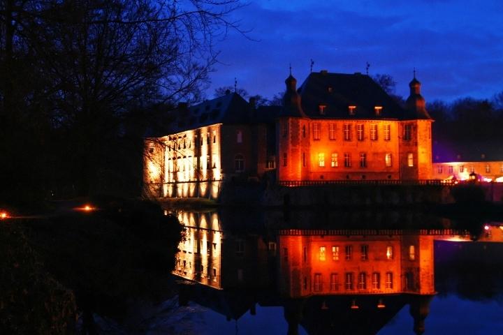 Schlossweihnacht Schloss Dyck