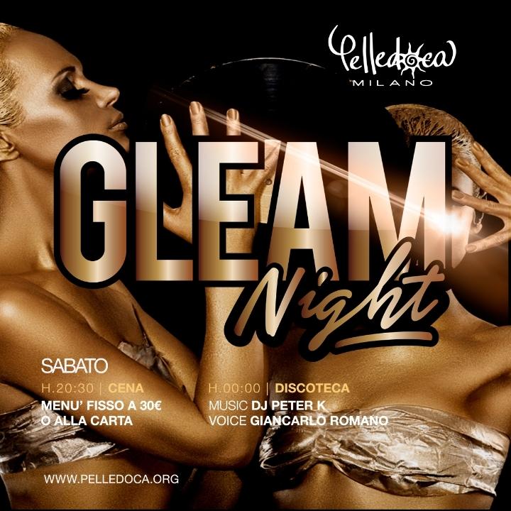 Sabato sera a Milano è GLEAM
