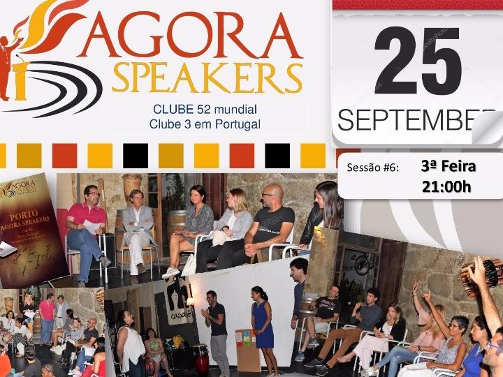 Porto Agora Speakers - 6ª Sessão