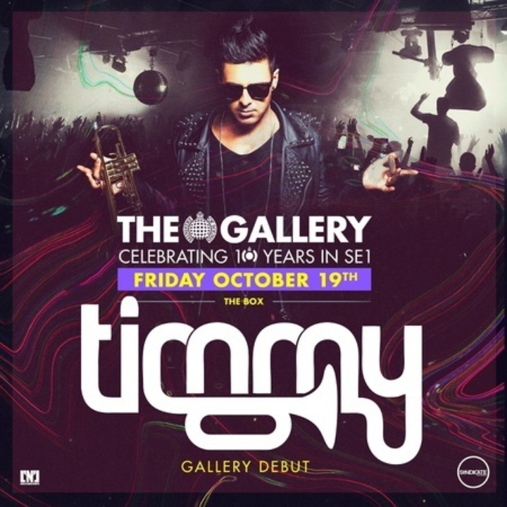 The Gallery: Timmy Trumpet