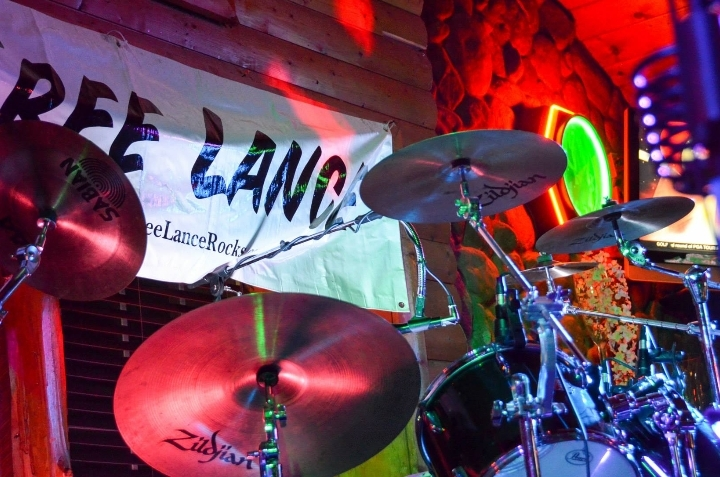 Free Lance @ Weber's Inn Friday & Saturday