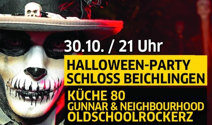 Halloween Schloss Beichlingen