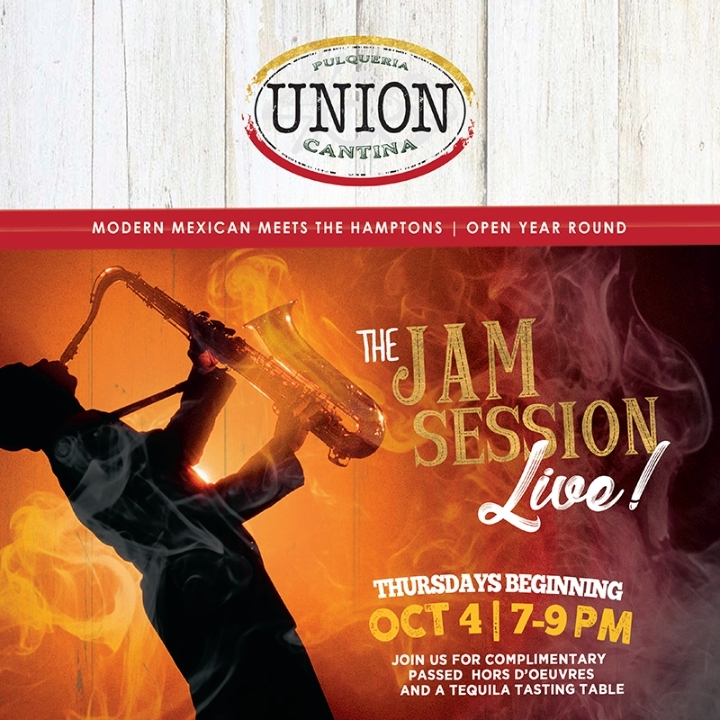 The Jam Session Live! at Union Cantina