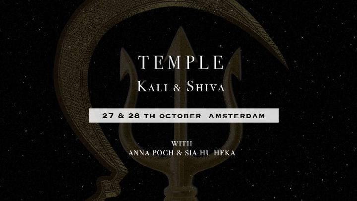 Temple KALI & SHIVA