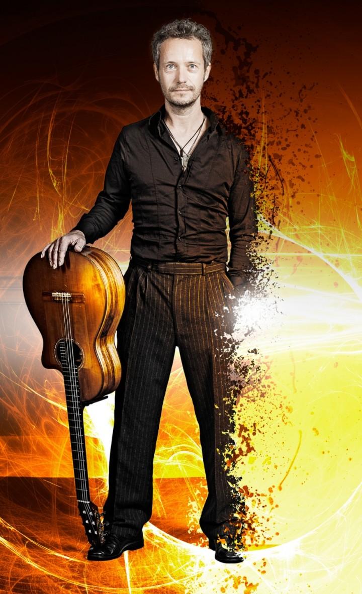 Silvio Schneider - Groovy World Guitar