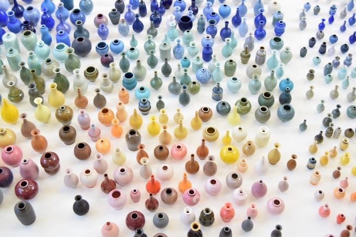 SOMETHING NEW - Yuta Segawa Ceramics Solo Exh