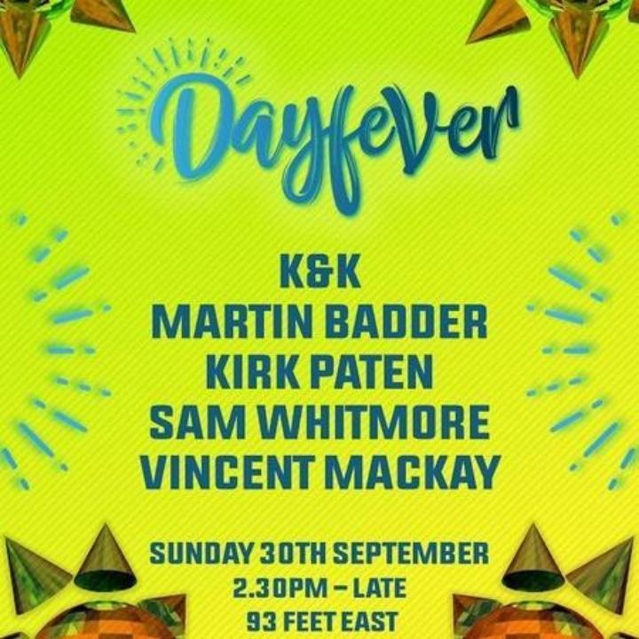 Dayfever Feat. K&K (Cr2), Martin Badder (Defe