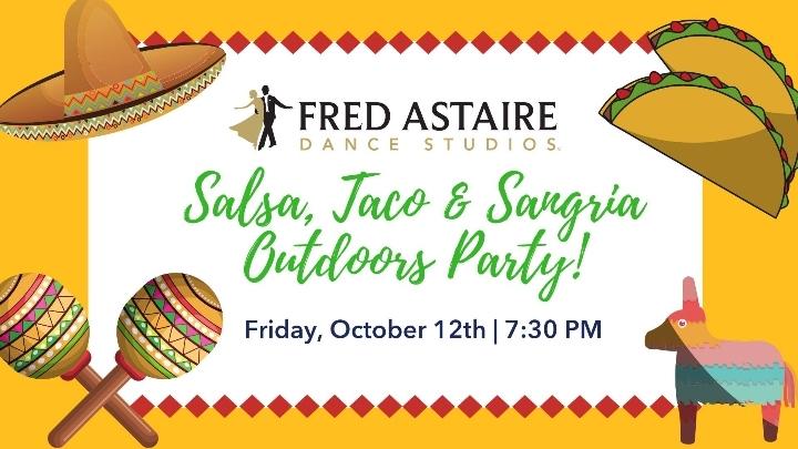 Taco, Salsa & Sangria