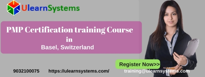 PMP Certification Training Course  in Basel,