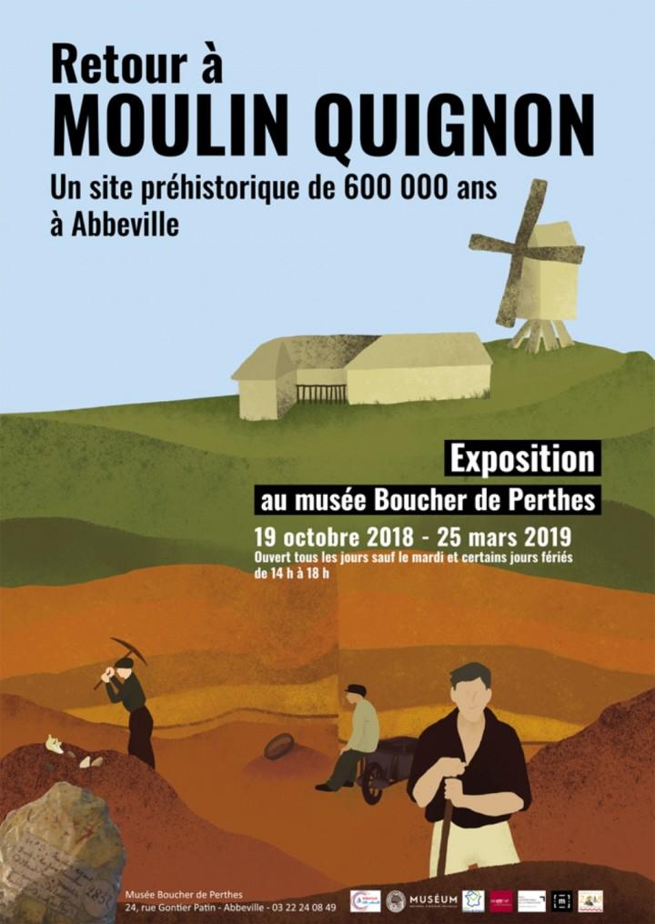 Retour à Moulin-Quignon - Un site préhistoriq