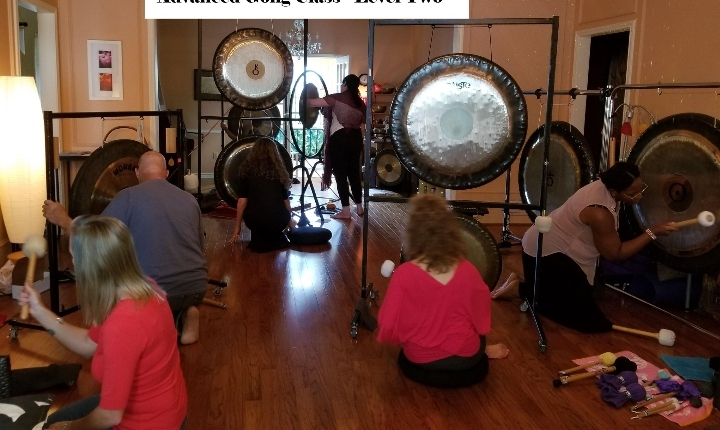 Advanced Gong Class, Level 2 - All equipment