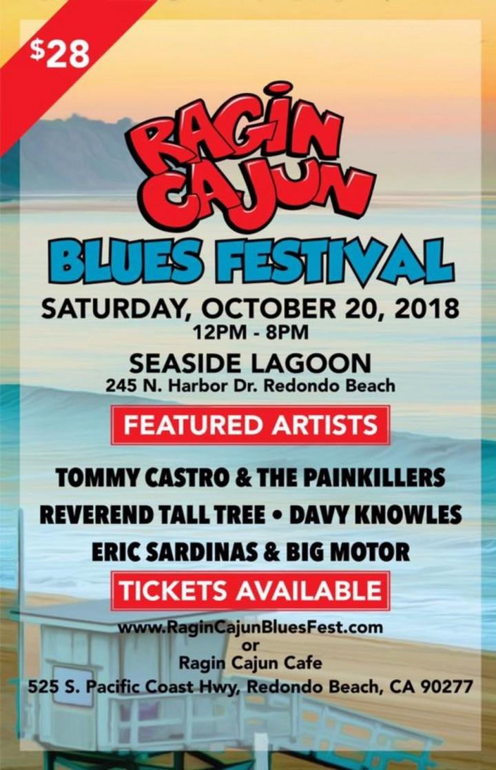 Ragin Cajun Blues Festival