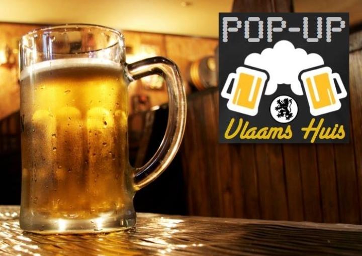 Pop-up Vlaams Huis Dilbeek