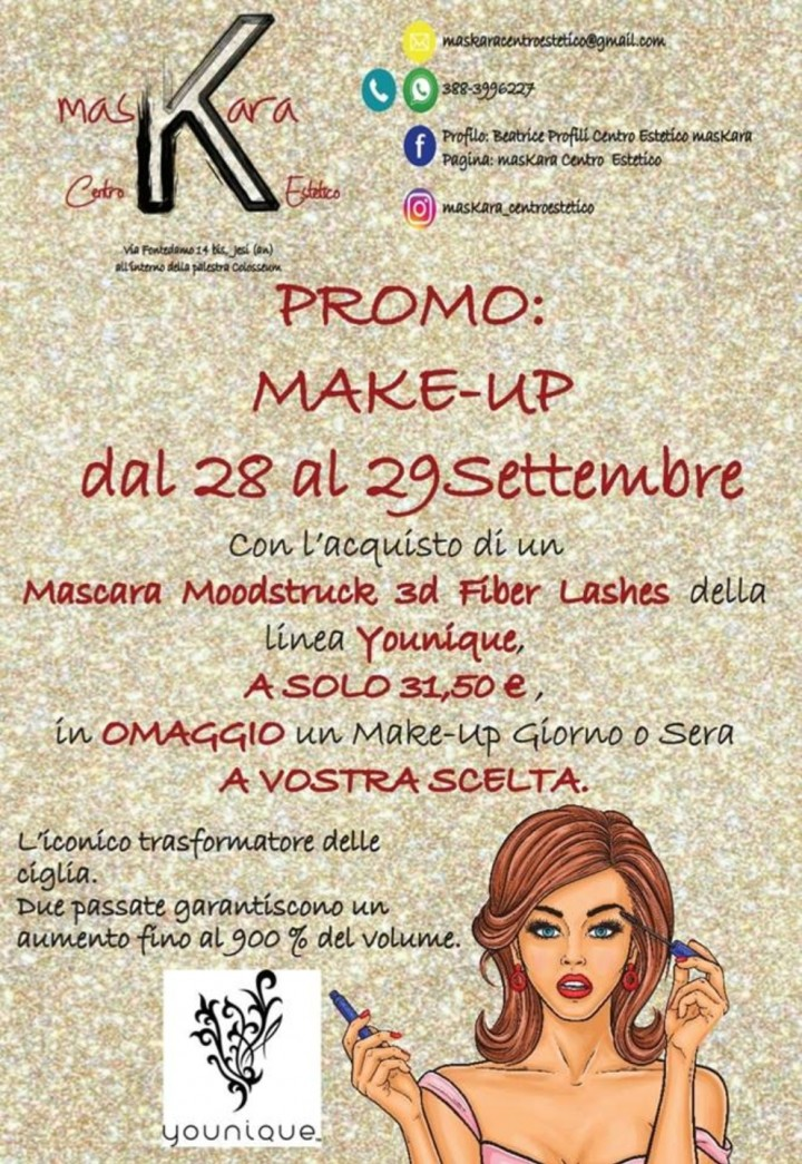 Giornata Make-Up