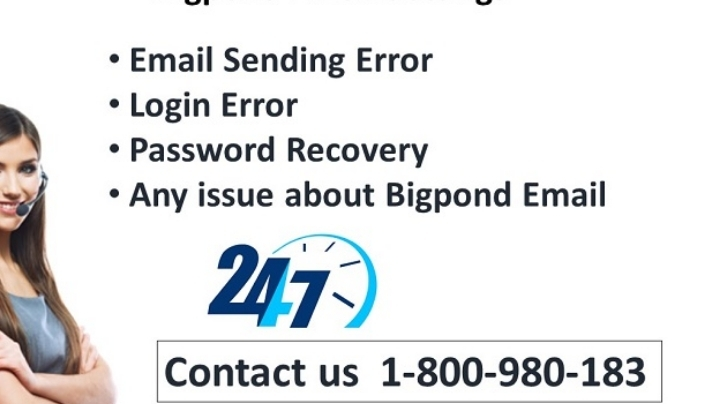 Update Bigpond Email Settings Via 1-800-980-1