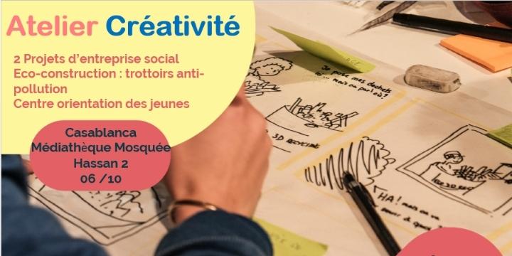 Atelier Créativité : Etude de Marché & Busine