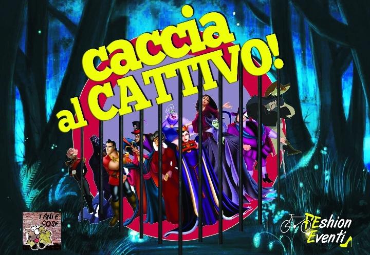 Halloween a Bologna - Caccia al Cattivo