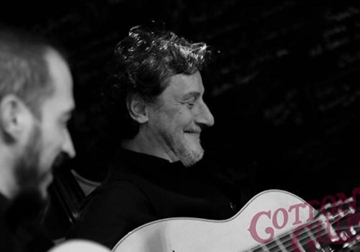 Giorgio Tirabassi & Hot Club Roma in concerto