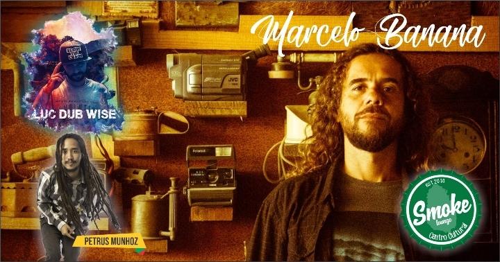 Marcelo Banana Canamaré + Petrus Munhoz + Sel