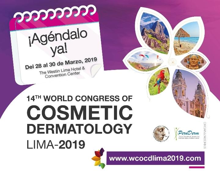14th World Congress of Cosmetic Dermatology