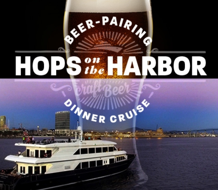 Hops on the Harbor with Second Chance Brewing