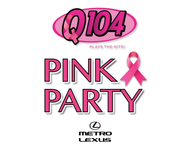 Pink Party and Happiness Hour