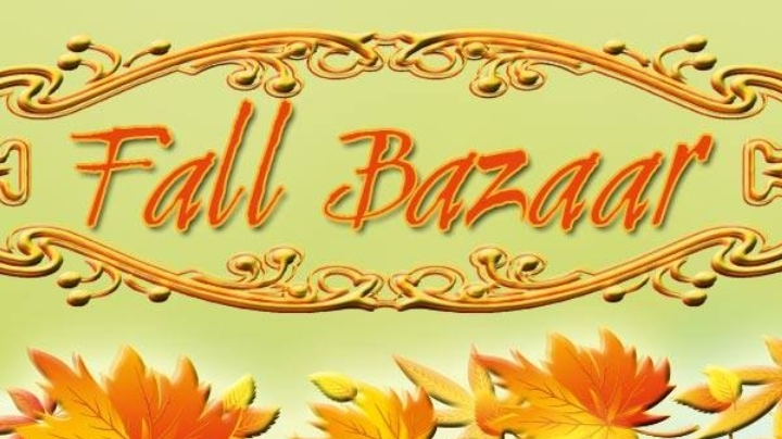Fall Bazaar: P.E.O. Chapter IV invites you!