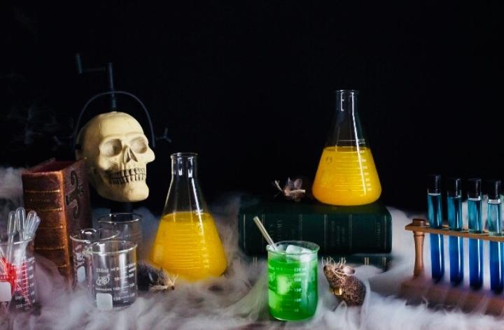 Spooktacular Hallow-STEAM Evening
