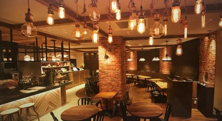 Drinks @ a Stylish Daikanyama Café / 代官山のおしゃれなおカフェに飲みに行きましょう :)