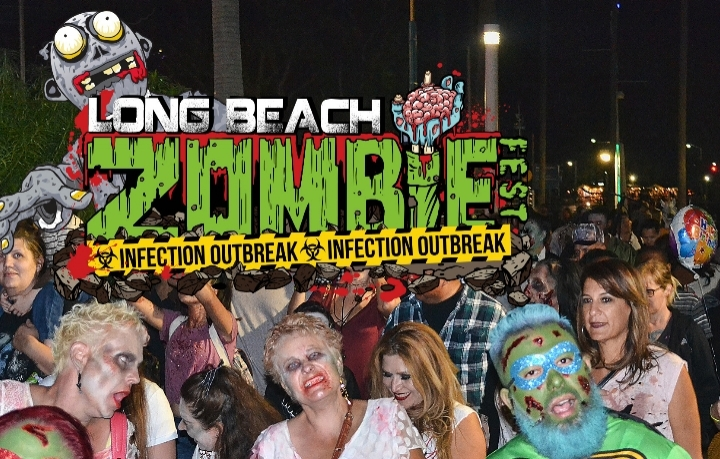 Long Beach Zombie Fest - Oct. 19-21, 2018