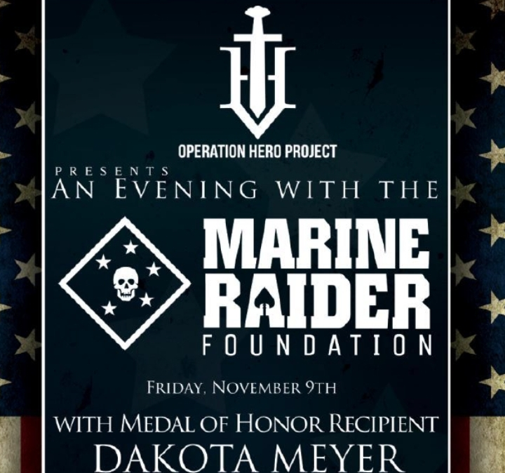 An Evening with the Marine Raider Foundation
