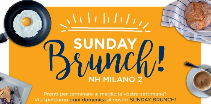 Sunday brunch by NH Milano 2