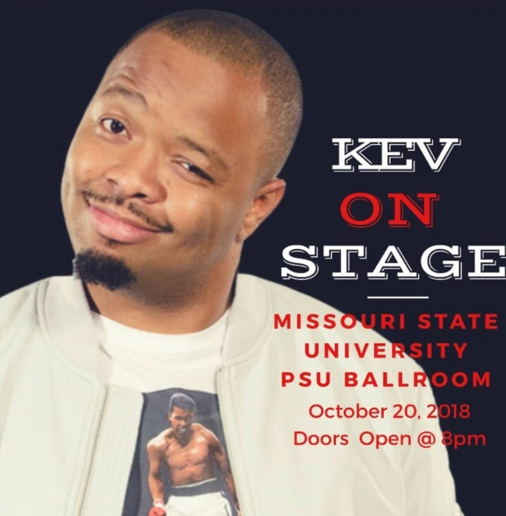 Laugh With KEVON STAGE