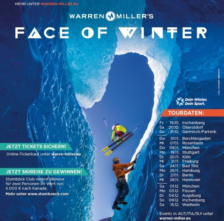 20.10.2018 FACE OF WINTER