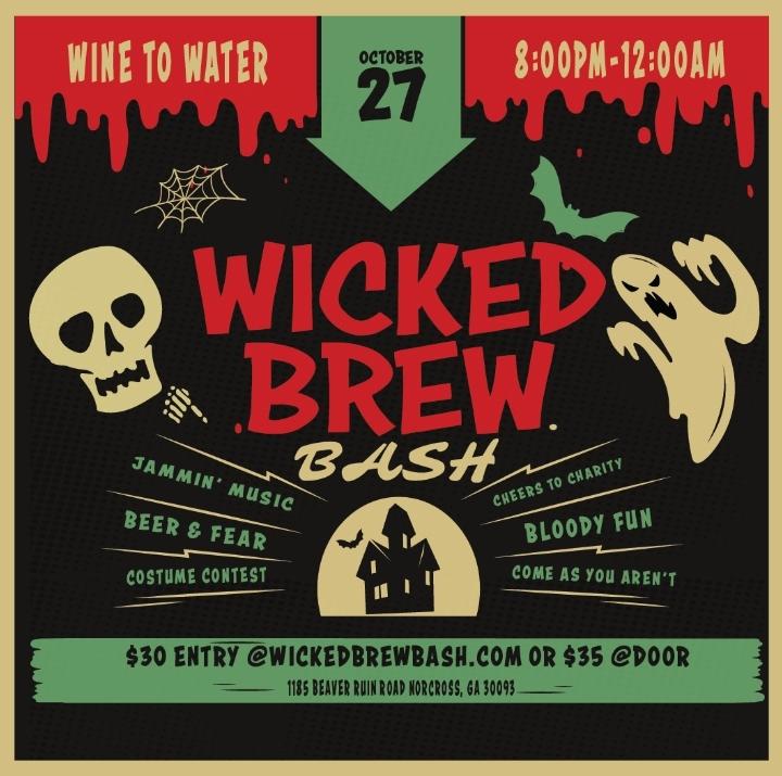Wicked Brew Bash