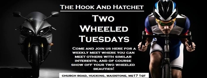 Two Wheeled Tuesdays
